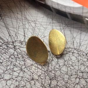 madewell | petalwing post earrings